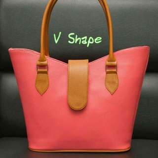 V-Shape Bag
