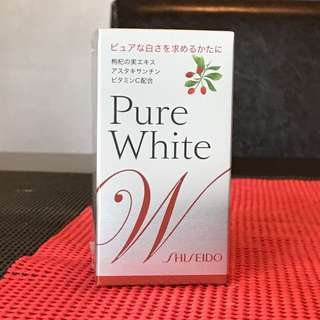 Free Shipping:Shiseido Pure White W 270tabs from Japan