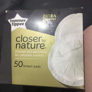 Closer To Nature Breast Pads