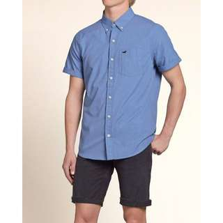 HCO海鷗短袖襯衫 (XL)