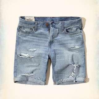 HCO牛仔短褲 (W30)