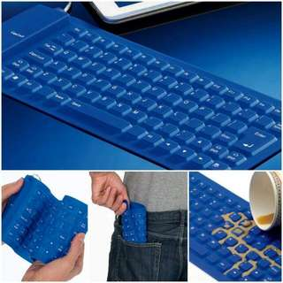 SOLD ELSEWHERE- FLEXIBLE KEYBOARD