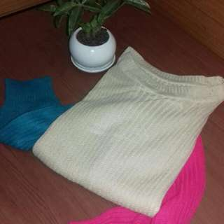 Sweater Double Color