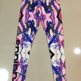 New With Tag Adidas Leggings Sz.12