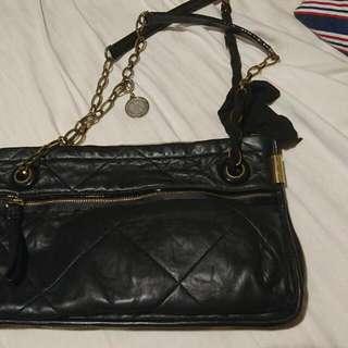 Lanvin Bag 85%new 100%authentic 本人歡迎交換. Marc Coach Longchamp Pandora Furla Miu