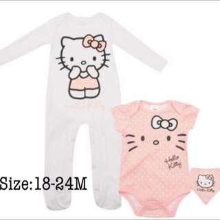 Hello Kitty 18-24M