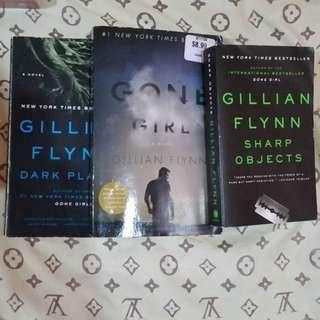 Gillian Flynn books