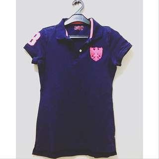 Giordano Navy Polo Shirt