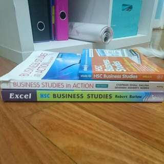 HSC - Business Studies Bundle