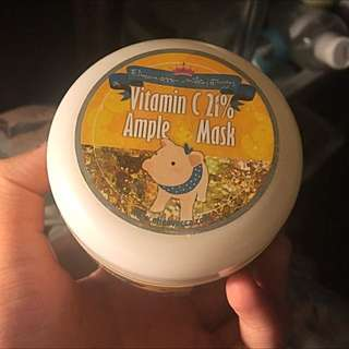 Vitamin C 21% Ample Mask