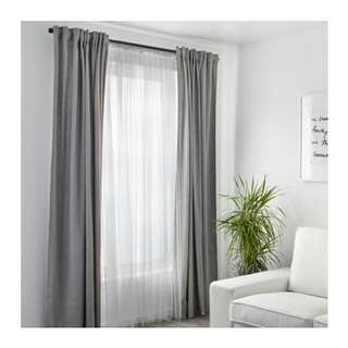 Pending! Ikea Curtains LILL LACE