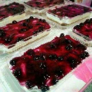 Blue Berry Cheesecake