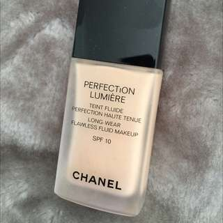 Chanel Foundation Perfect For Beige Skin