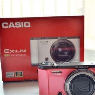 九成新CASIO EX - ZR3500自拍神器相機