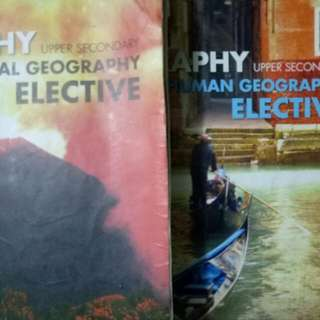 Geography Elective Human And Physical O Level Textbooks