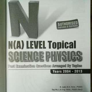 N Level Topicsl Science Physics