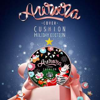Limited Edition Verite Aurora Cover Cushion (Holiday)