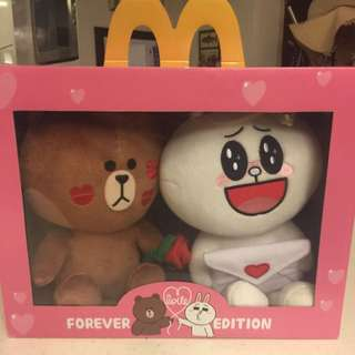 McDonalds Line Greeting