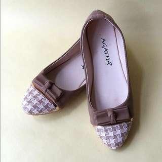 Sepatu Agatha / Agatha Flat Shoes