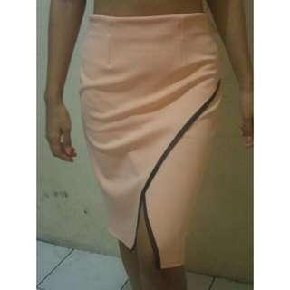 Reprice Skirt Peach