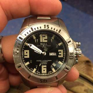 BALL Watch ( Engineer Hydrocarbon)
