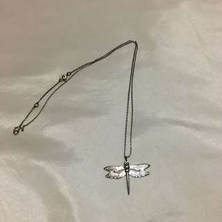 Dragonfly Necklace (H&M)