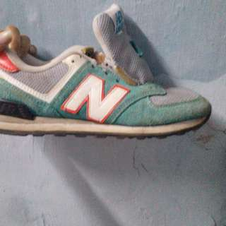 NEW BALANCE 574 FREEONGKIR
