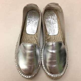 Zara 厚底鞋