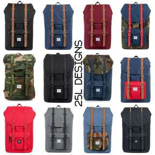 Oroginal Herschel Backpack