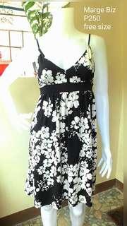 SPAGHETTI-STRAP Dress