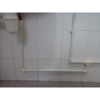 Laying PPR & UPVC Pipes