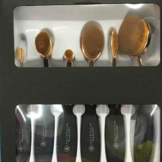 6 Pcs. Paddle Brush