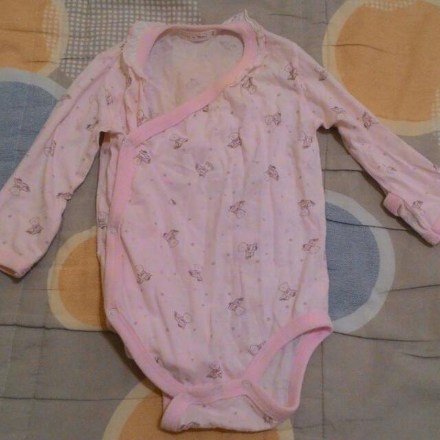 麗嬰房 0~6個月包屁衣