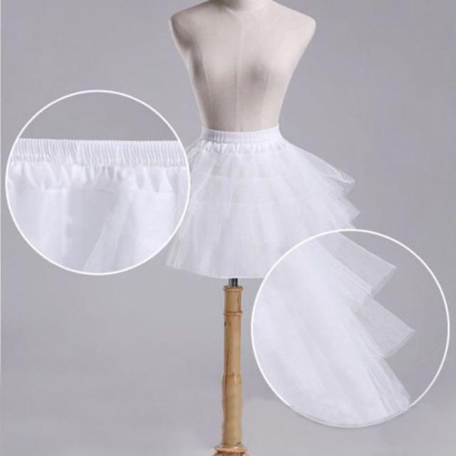 禮服內襯裙撐(白)