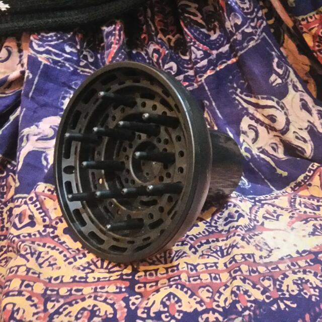 捲髮烘罩器