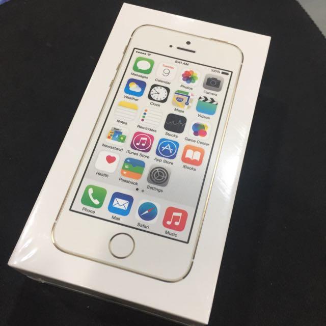 全新 iPhone 5S 32G