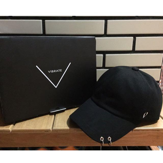 扣環帽 VIBRATE - TWIN RING BALL CAP