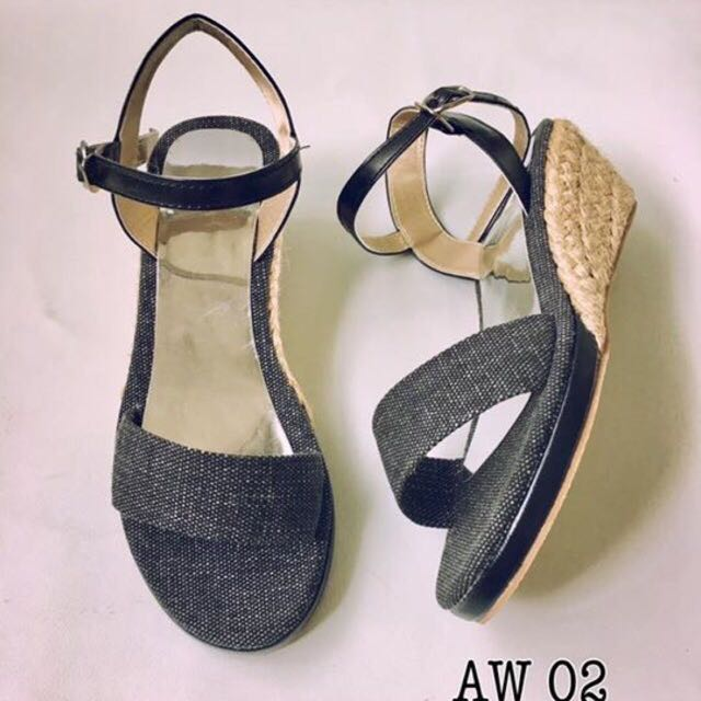 Abaca Wedge (2inches)