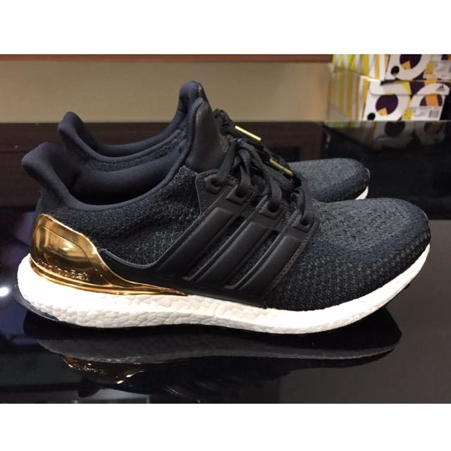 4b2a2f1c1613 Adidas Ultraboost Olympic Gold Second Mint Condition Original