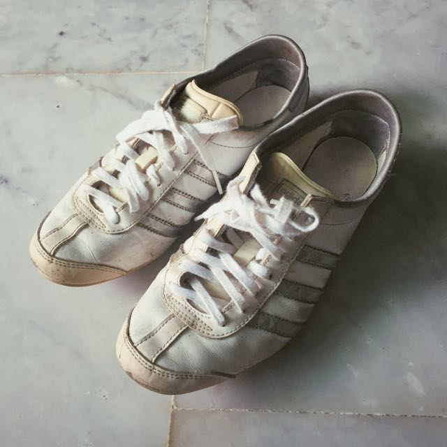 With Silver Adidas Low StripesWomen's Fashion Sneakers White Cut 5jq34ScRLA