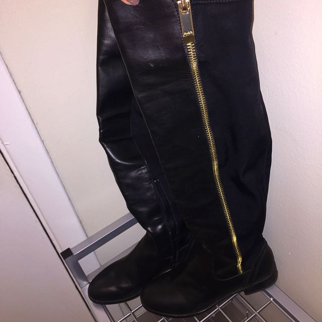 Aldo Boots Knee-High Size 8