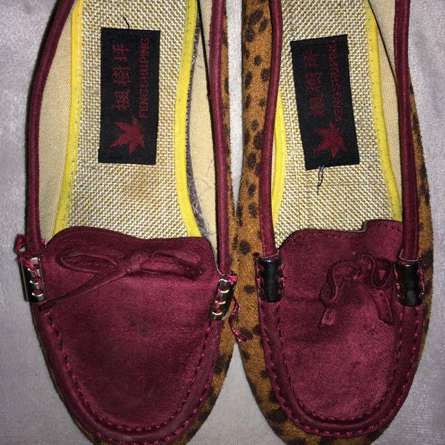 💕Animal Print Shoes