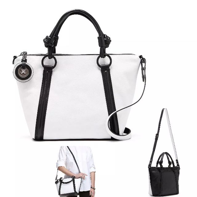 Authentic Supernatural Mini In White And Black