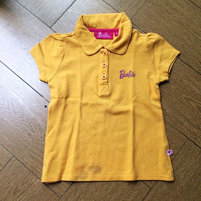 Barbie Polo Shirt