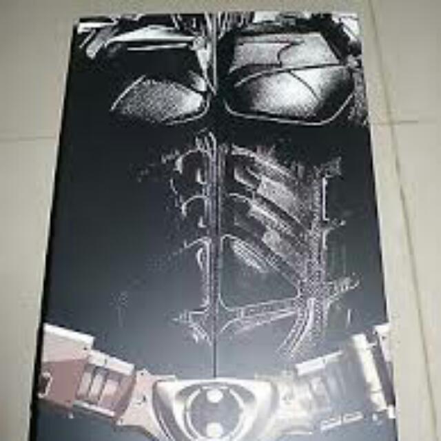 BATMAN Armory By TOYZ Legend..