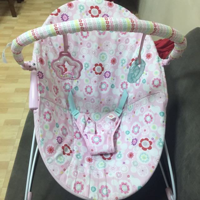 Reserved to Jayme Domingo Bright Starts Baby Vibrating Bouncer