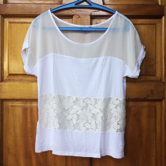 Calliope White Top