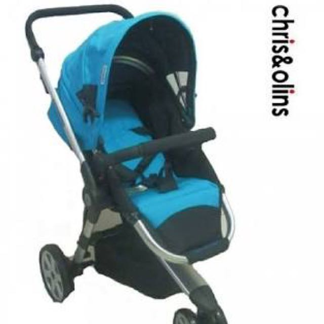 Chris & Ollins Stroller