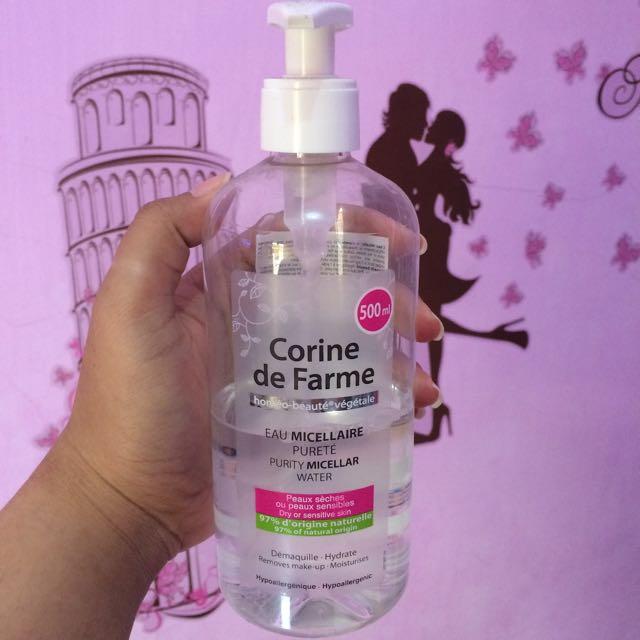 Kelebihan Kekurangan Corine De Farme Micellar Cleansing Foam 150ml ... - Sabun gove pembersih