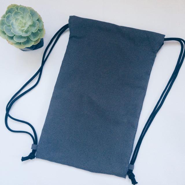 Drawstring Bag Plain